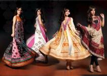 Catalogue summer lawn dresses 2012 collection by house of Ittehad
