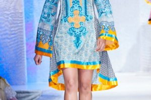 2012 sadia lawn deresses london Fashion Week