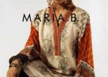 Maria.B Evening & Eid Wear Dress outfits 2012