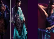 Beautiful Silk Collection 2012-13 for Women By Sana Safinaz (6)