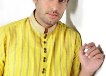 Satrangi By Saqib Bakra Eid Collection For Men 2012