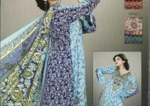 New Turkish Linen Dresses 2012-13 Designs For Women By Lala Textiles 001