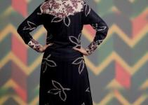 Damak Latest Mid Winter Dresses 2013 For Women 001