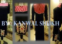 Kanwal Sheikh New Summer Formal Outfits 2013 For Women 001