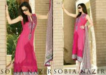 Latest Pakistan Dresses Collection 2013 By Sobia Nazir 001