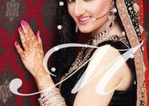 Latest Madeeha's Salon Bridal Traditional by fashion Makeup 2013