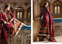 FIRDOUS COLLECTION LAWN 2013 FOR WOMEN 001