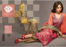 Lawn Deepak Perwani Collection 2013 By Orient Textiles