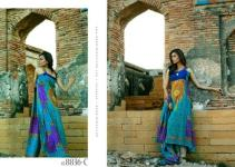 Collection 2013 Lawn Vol-3 Libas By Shariq Textiles
