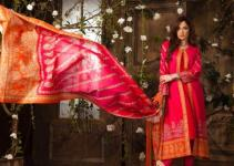 Collection Spring/Summer Lawn Latest Mausummery By Huma