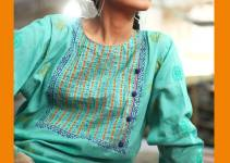 Bombaywala Ready to Wear Eid Kurta Art Dress 2013 For Women 001