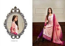 Latest Zaheer Abbas Lawn Collection 2013 By Shariq Textiles