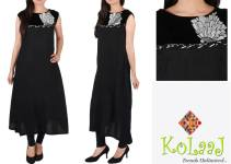 Kolaaj Beautiful Casual Wear Stylish Collection For Women 001