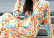 Komal Summer Light Collection 2013 For Women by LSM 001