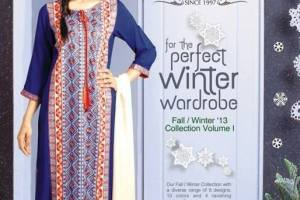 Mausummery Winter Dress Collection Volume-2 for Women 2013-14 2