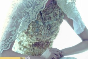 Mina Hasan Western Style Party Wear Dresses Collection 2013 001