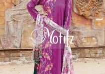Motifz Stylish Winter Arrivals Dress Collection 2014 For Girls (1)