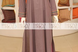 Thredz Winter Unique Latest Dresses Collection 2014 001