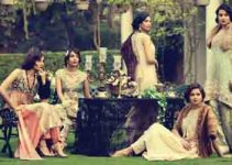 Nickie Nina Garden Party Wear Collection 2014 001