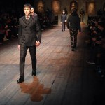 Normans Men Wear Winter Collection 2015 by Dolce & Gabbana (1)