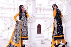 Julia Lawn Collection 2014 for Women by Ittehad Textile