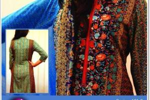 VS Textile Mills Designer Lawn Collection 2014 for Women 2