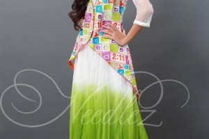 Needlez by Shalimar Party Dresses 2014 For Girls
