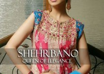 ShehrBano collection 2014 bridal dress collection