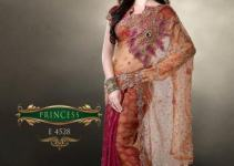 AGNI Marriage ceremony Saree Variations 2014 Avalon Clothes Wedding Outfits (6)