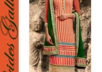 Brides Galleria Punjabi suit collection 2014 1