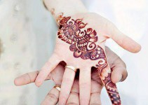 Eid ul Fitr Exclusive Night Henna Models 2014 (6)