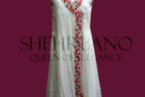 Shehrbano Brand New Introduction Eid Outfits Assortment 2014 For Girls (4)