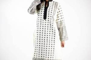 Tassel Significant Traditional Eid Festival Suits 2014 (3)