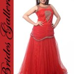 Brides Galleria Party Wear Dresses Collection 2014 2