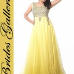 Brides Galleria Party Wear Dresses Collection 2014 3