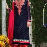 Casual Wear Georgette Suit Collection 2014