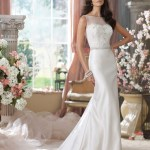 David Tutera Splendid Wedding Outfits For Mon Cheri Fall 2014 (5)