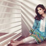 Ethnic by outfitters mid summer dress collection 2014 3