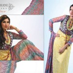 Ghani Kaka Textile New Mid Summer Dress collection 2014 3