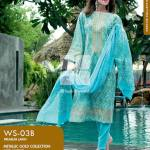 Gul Ahmed Fashion Dresses Collection 2014 3