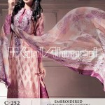 Gul Ahmed Fashion summer Dress Collection 2014 11