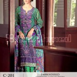 Gul Ahmed Fashion summer Dress Collection 2014 6