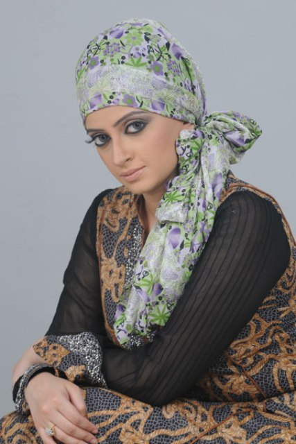 Hottest Jilbab & Scarves Styles Selection 2014 for Ladies (1)