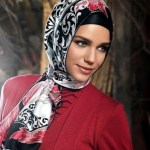 Hottest Jilbab & Scarves Styles Selection 2014 for Ladies (6)
