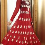 Kaneesha Shades Of Red Dresses Collection 2014 9