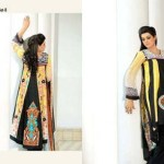 Lala's Embroidered Suits Collection 2014 4
