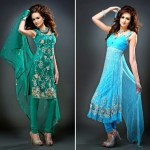 Leading Girls Fancy Apparel Accumulation 2014 Occasion Put on (1)