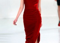 Lovely Girls Perfect Red Dresses regarding Party Celebration (3)