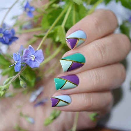 Nail Art Designs Collection 2014