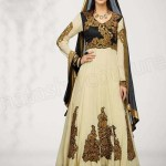 Natasha Couture Party Wear Dresses Collection 2014 1